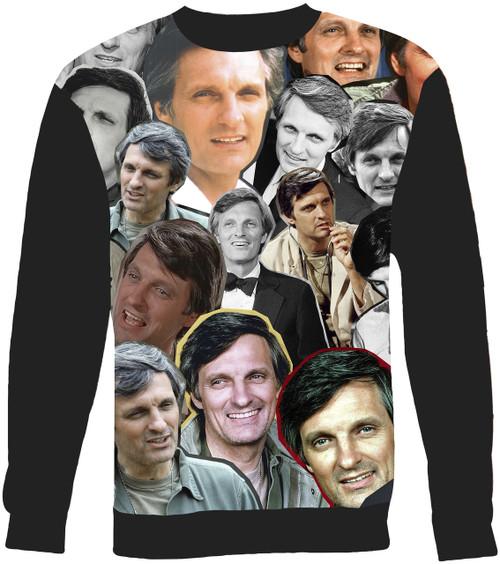 Alan Alda sweatshirt