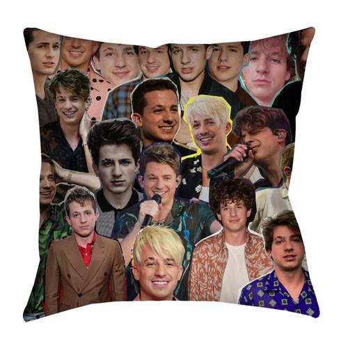 Charlie Puth pillowcase