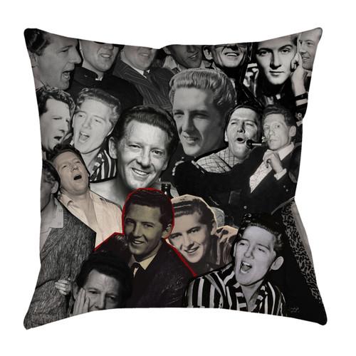 Jerry Lee Lewis pillowcase