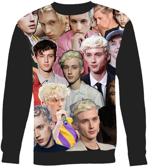 Troye Sivan Collage Sweater Sweatshirt