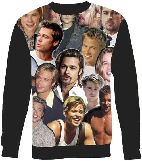 Brad Pitt sweatshirt
