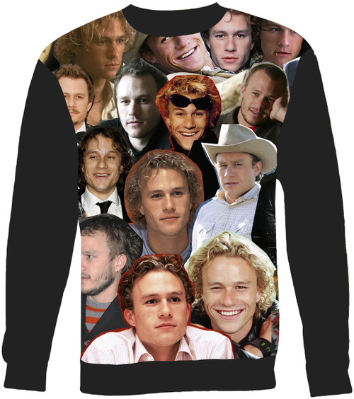 Heath Ledger sweatshirt