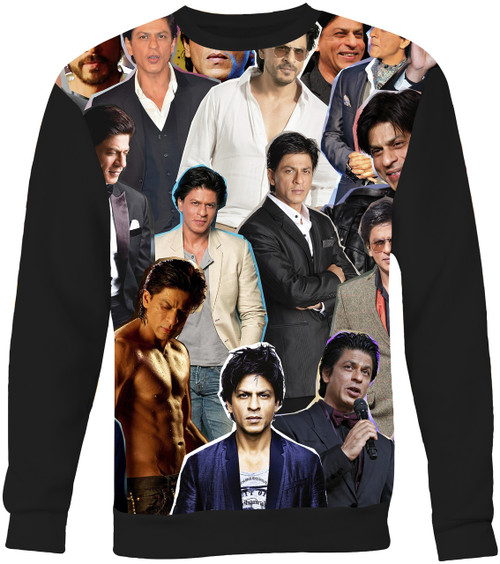 Shah Rukh Khan Collage Sweater Sweatshirt