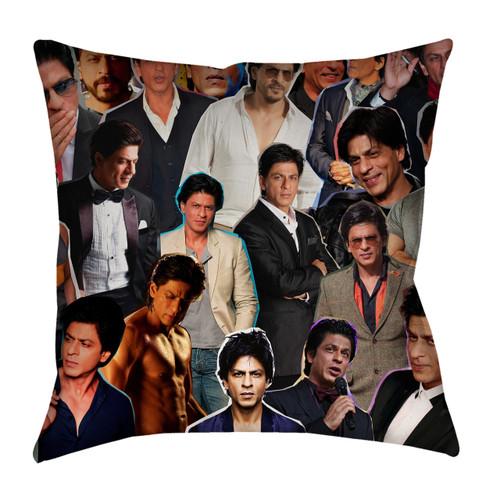 Shah Rukh Khan Photo Collage Pillowcase