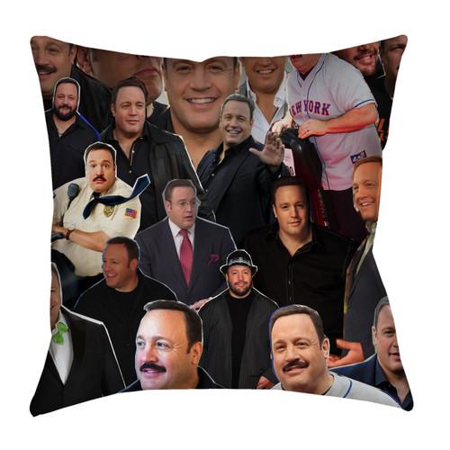 Kevin James Photo Collage Pillowcase
