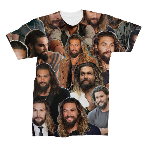 Jason Momoa tshirt