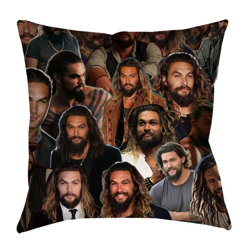 Jason Momoa pillowcase