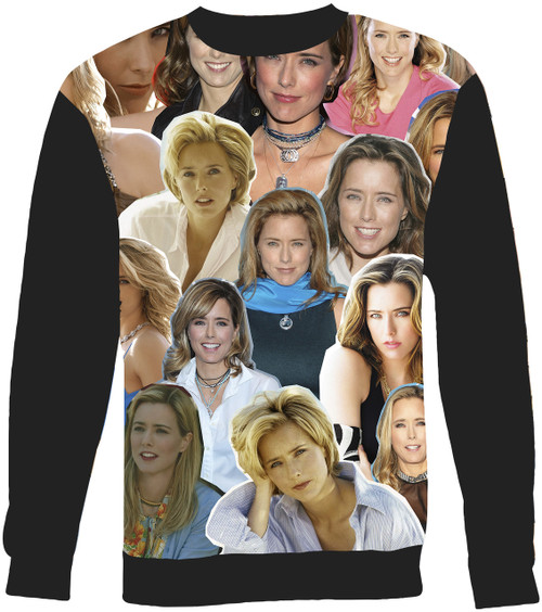 Tea Leoni sweatshirt