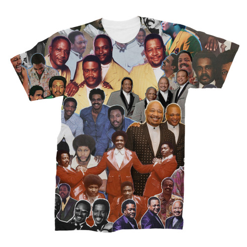 The Stylistics tshirt