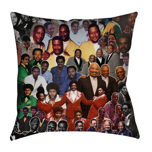 The Stylistics pillowcase