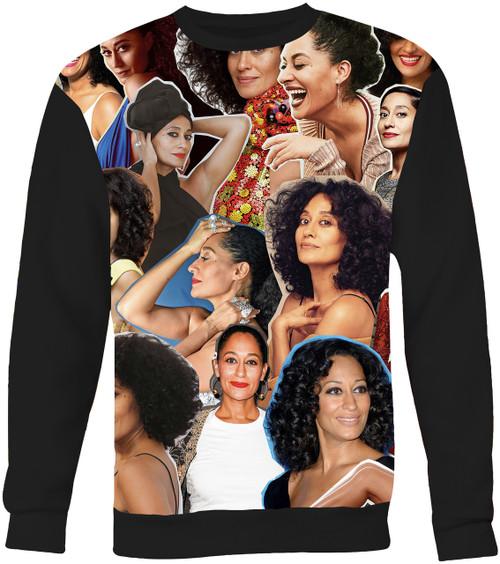 Tracee Ellis Ross Collage Sweater Sweatshirt