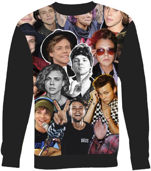 Ashton Irwin Sweater Sweatshirt