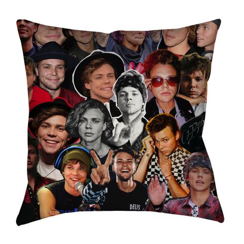 Ashton Irwin pillowcase