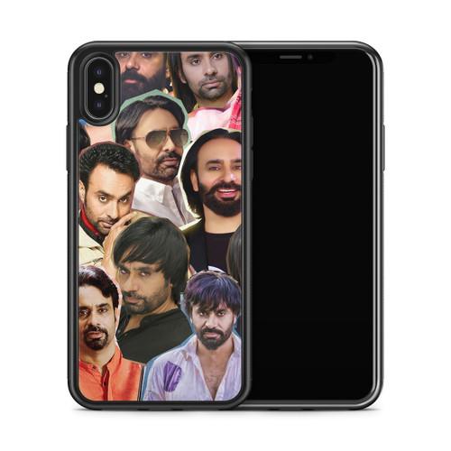 Babbu Maan phone case x
