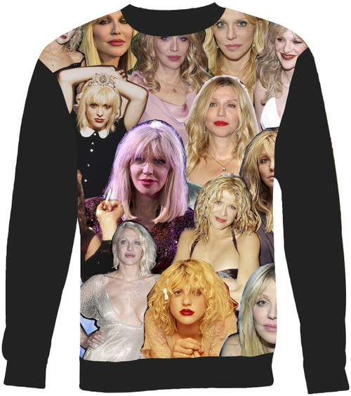 Courtney Love sweatshirt