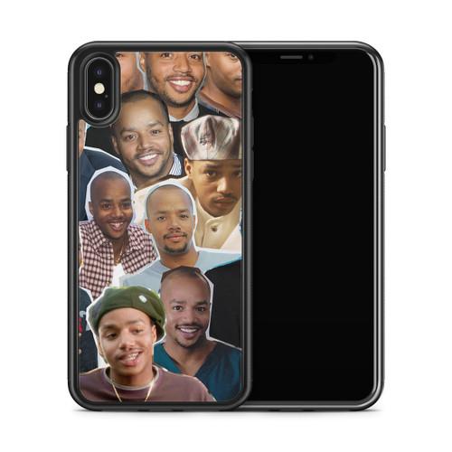 Donald Faison phone case x