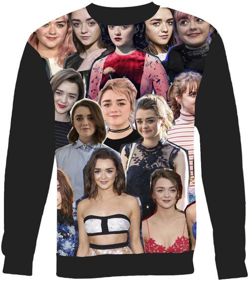 Maisie Williams sweatshirt