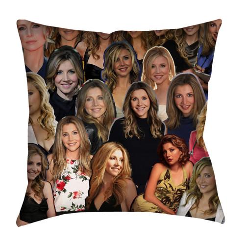 Sarah Chalke pillowcase