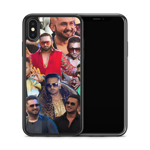Yo Yo Honey Singh phone case x