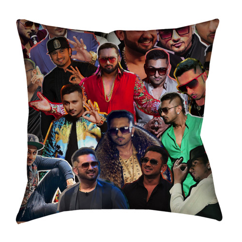 Yo Yo Honey Singh pillowcase