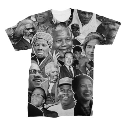Black Rights Activists tshirt