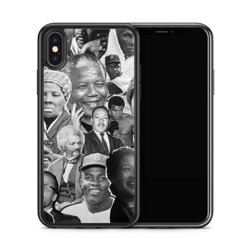 Black Rights Activists phone case x