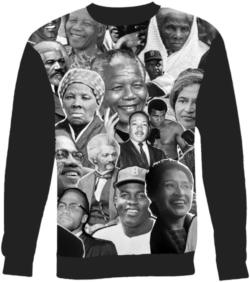 Black Rights Activists sweatshirt