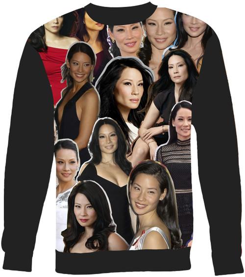Lucy Liu sweatshirt