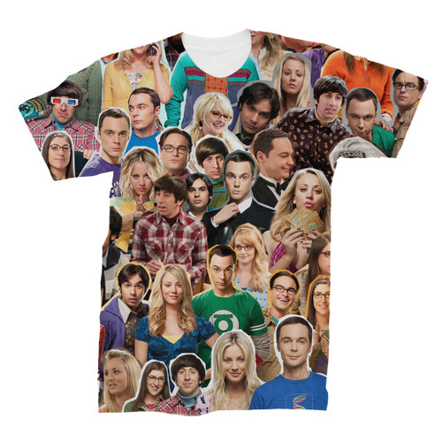 Big Bang Theory tshirt