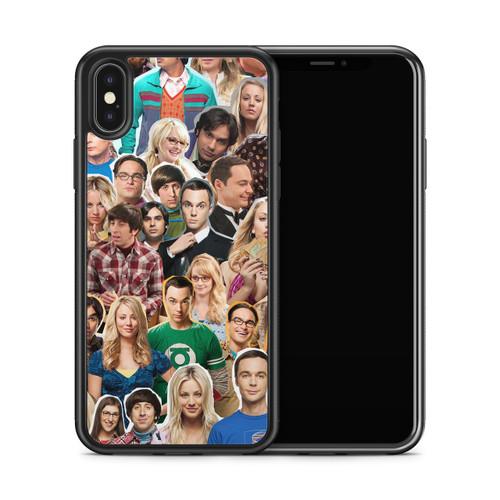 Big Bang Theory phone case x
