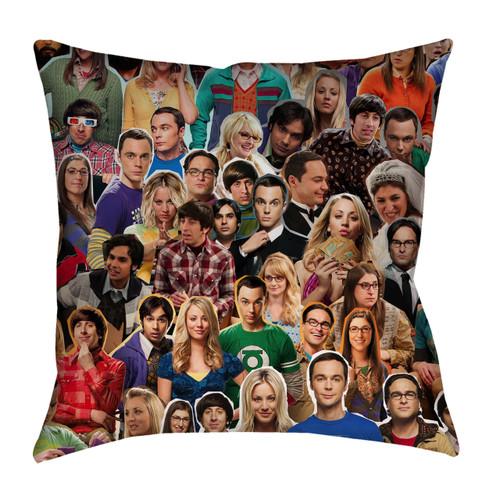 Big Bang Theory pillowcase