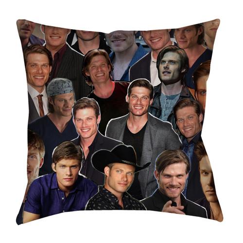 Chris Carmack pillowcase