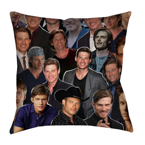Chris Carmack pillowcase