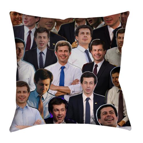Pete Buttigieg pillowcase