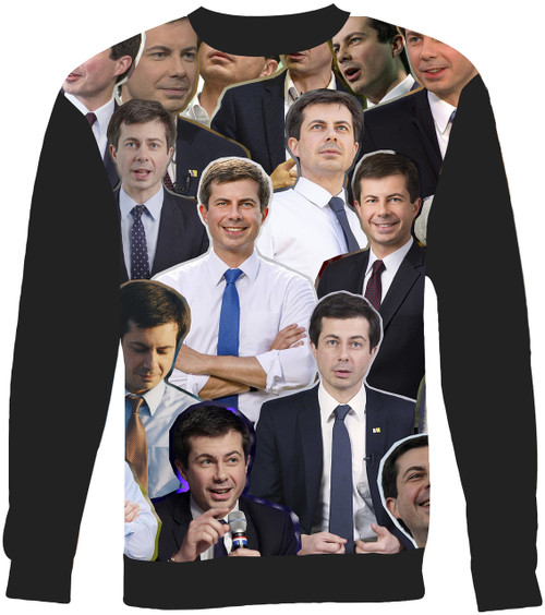 Pete Buttigieg sweatshirt