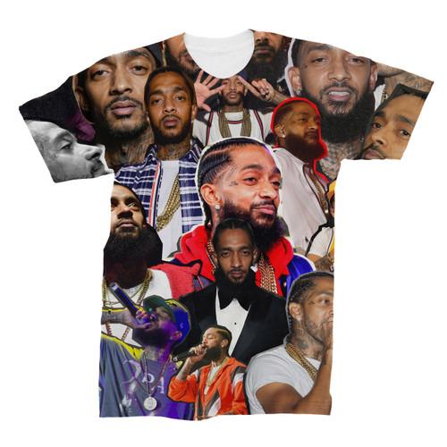 Nipsey Hussle tshirt