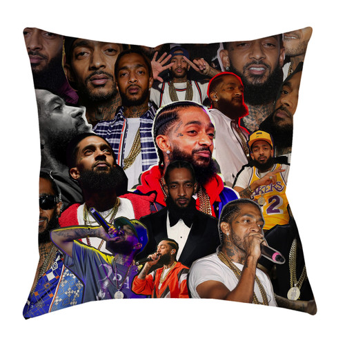 Nipsey Hussle pillowcase