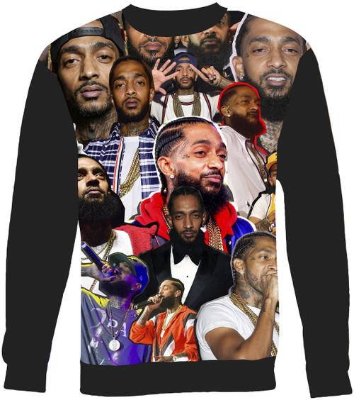 Nipsey Hussle sweatshirt