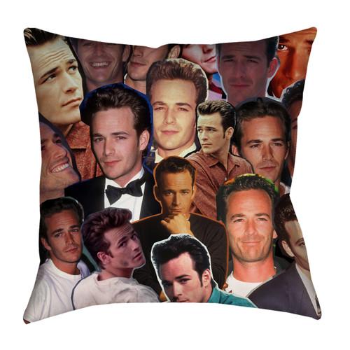 Luke Perry pillowcase
