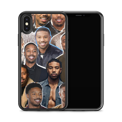Michael B. Jordan phone case x