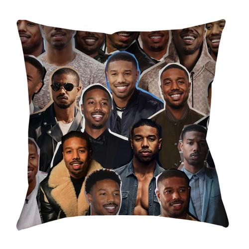 Michael B. Jordan pillowcase