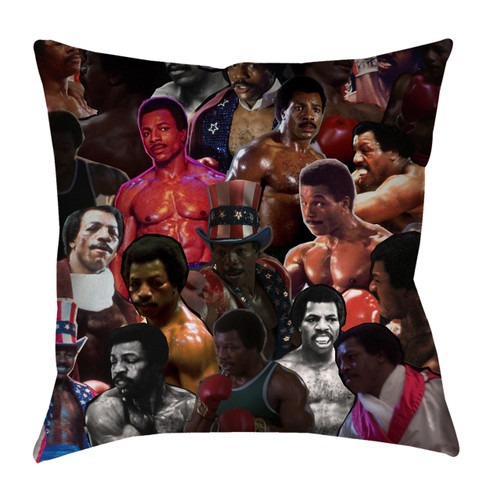 Apollo Creed pillowcase