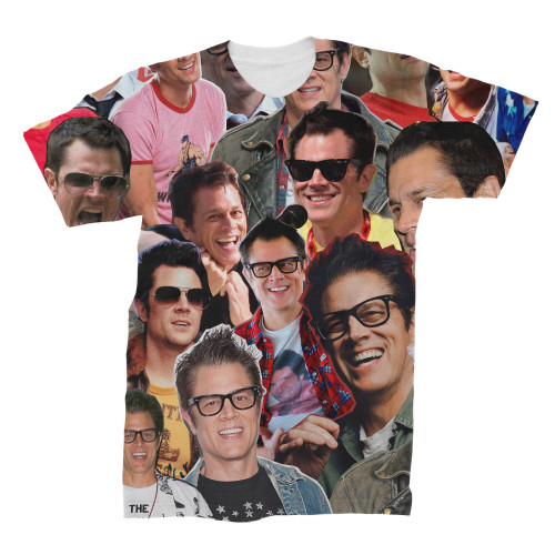 Johnny Knoxville tshirt
