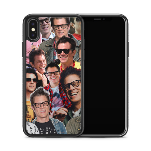 Johnny Knoxville phone case