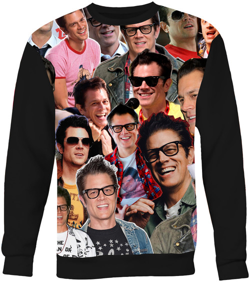 Johnny Knoxville sweatshirt