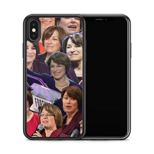 Amy Klobuchar phone case x