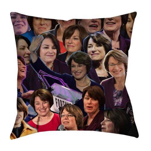 Amy Klobuchar pillowcase