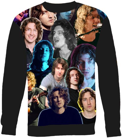 Dean Lewis Collage Sweater Sweatshirt