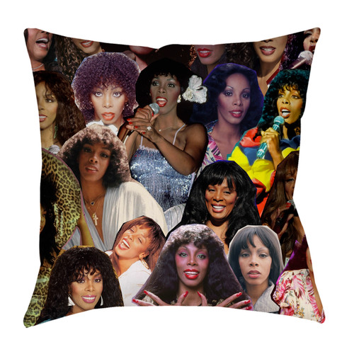 Donna Summer pillowcase