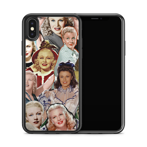 Ginger Rogers phone case x